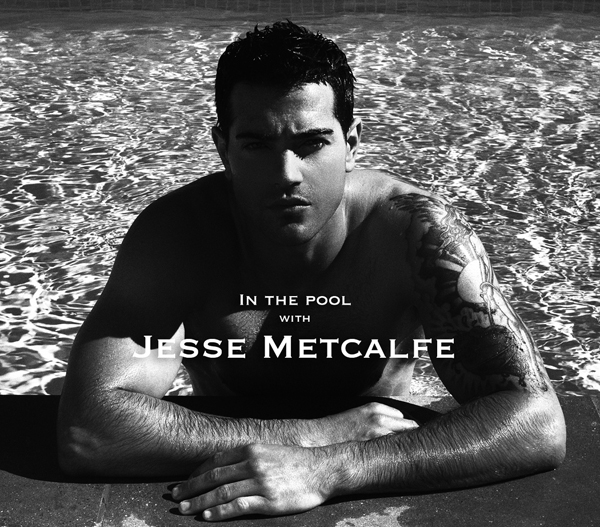 Jesse Metcalfe by Camilo Him